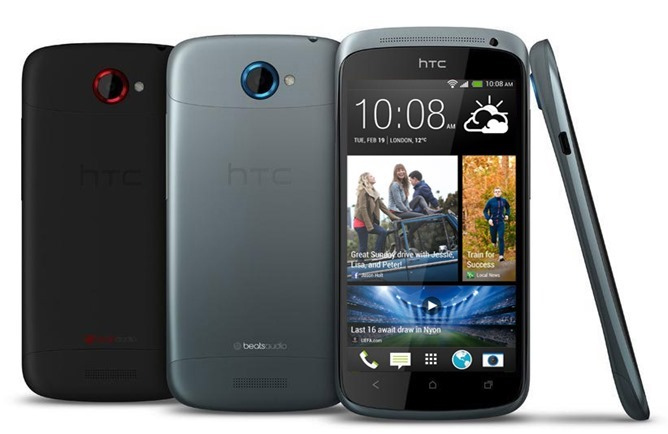 Sense 5 llega a anteriores HTC