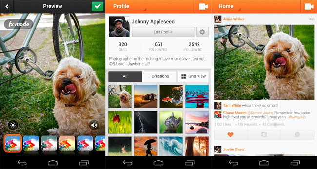 Cinemagram-Android2