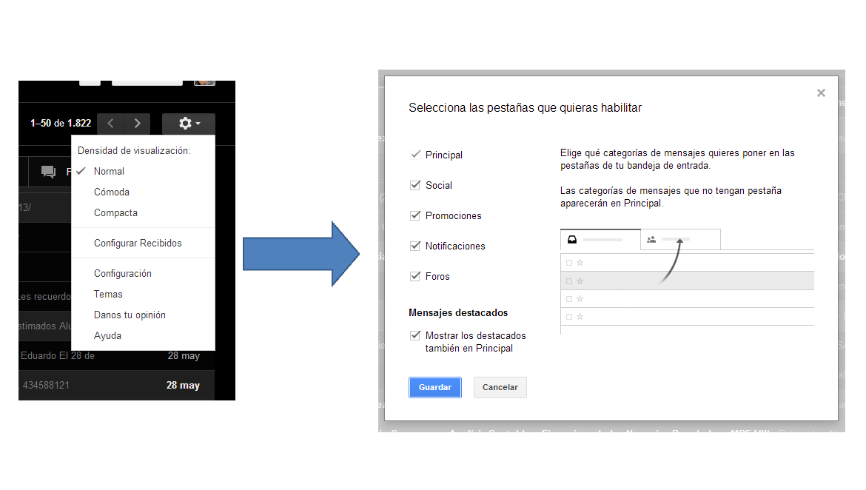 configura nuevo gmail