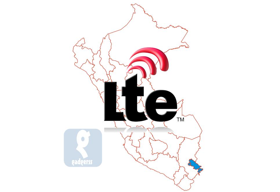 LTE Perú gadgerss