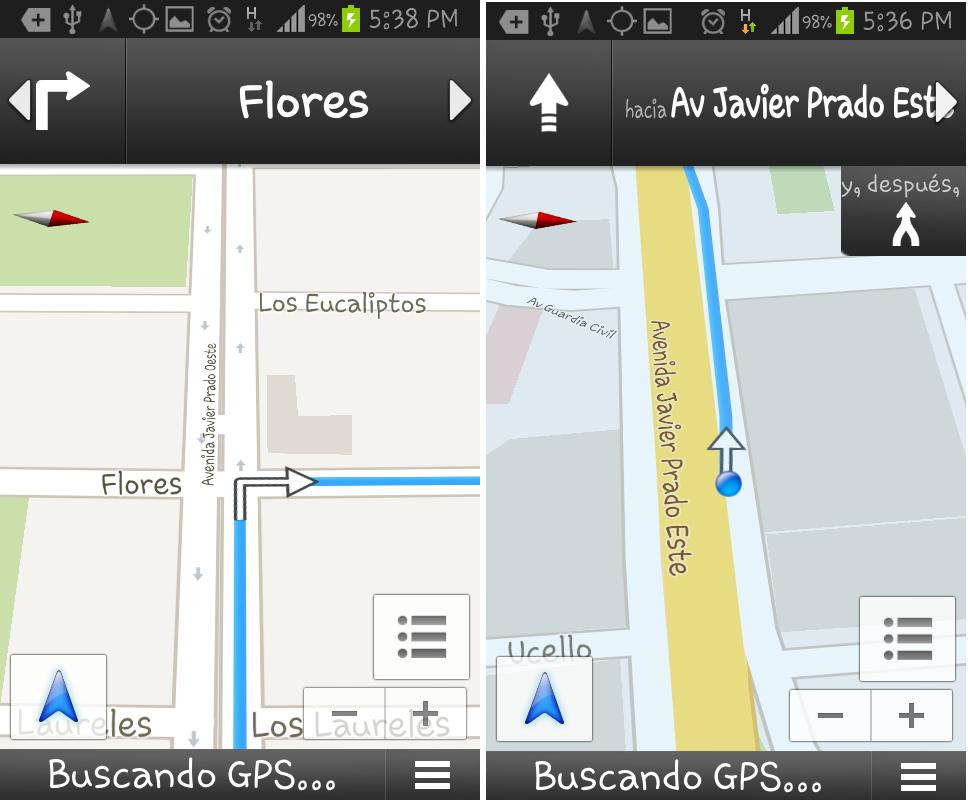 google maps perú 2