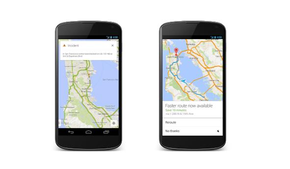 New Google Maps 2
