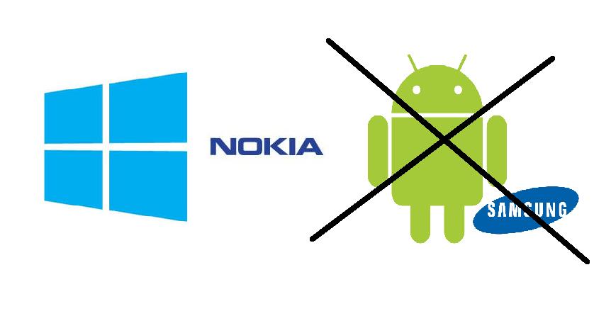 Nokia WP no Android