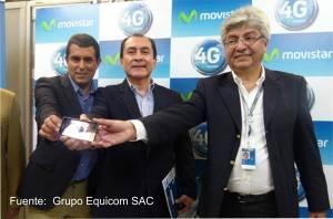 Telefonica 4G LTE