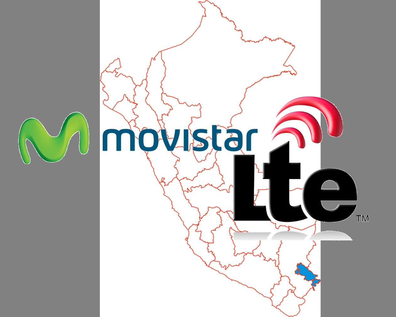 movistar LTE perú