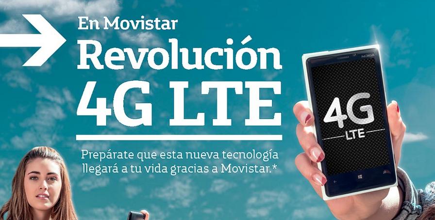 portada 4G Movistar