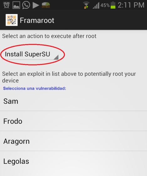 Root para cualquier celular